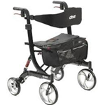NITRO Heavy Duty Rollator Walker