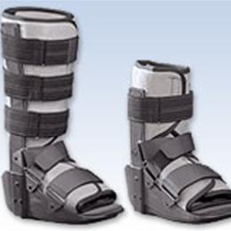 FLA Orthopedics Inc. :: StepLite® Easy Strider™ Ankle Walkers Series 43-420XXX - Low Height Series 43-430XXX - High Height