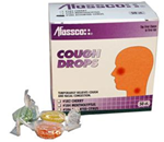 Assorted Citrus Cough Drops - 50 Tablets/Box - These pleasant tasting drops relieve cough and throat irritation