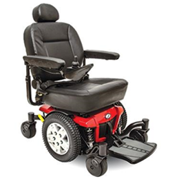 Pride Mobility Products :: Jazzy 600 ES