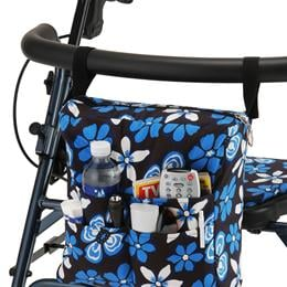 Nova Medical Products :: Hanging Walker Pouch Aloha Blue