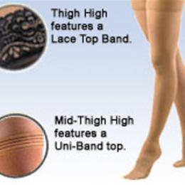 FLA Orthopedics Inc. :: Activa® Soft Fit Graduated Therapy 20-30 mm Hg Series H37 (Pantyhose) Series H38 (Thigh High with L