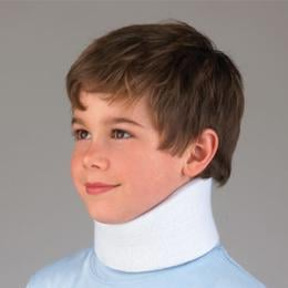 FLA Orthopedics Inc. :: Microban® Cervical Collar - Youth/Pediatric