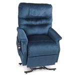 Lift Chairs :: Golden Technologies :: Monarch w/Chaise - Large 3 Position Lift/Recliner