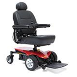 Pride Mobility Products :: Jazzy Elite Power Wheelchair