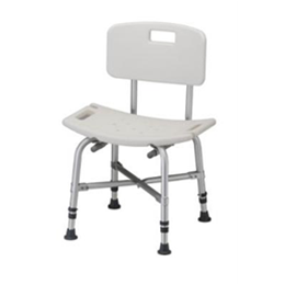 Nova Medical Products :: Heavy Duty Bath Bench w/ Back