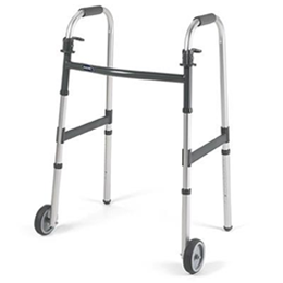 "Invacare :: C Frame Walker Junior - 5"" Fixed Wheels"