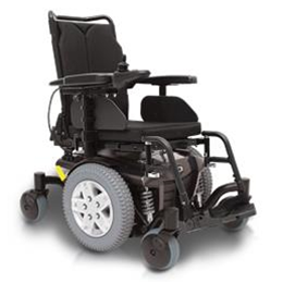 Quantum Rehab :: Q4 Power Wheelchair