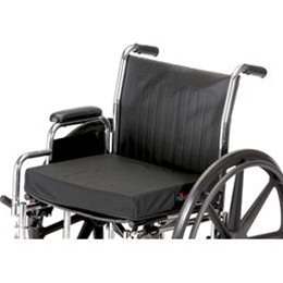 "Image of Gel Foam Wheelchair Cushion 3"" 2"