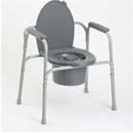 Invacare :: All-In-One Commode