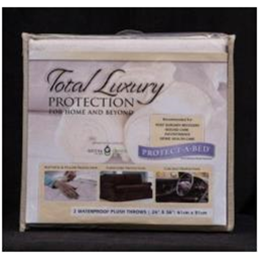 Gotcha Covered :: Total Luxury Protection Kit - includes 2 throws
