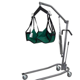 Image of HYDRAULIC STANDARD PATIENT LIFT WITH 6 POINT CRADLE 2