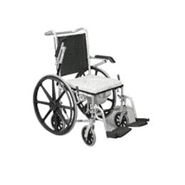 Eagle Health :: All-in-One Commode/Shower/ Wheelchair