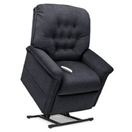 Pride Mobility Products :: Serenity Collection, 3 Position, Chaise Lounger Lift Chair, SR-358M