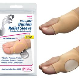 Pedifix :: Bunion Relief Sleeve Large