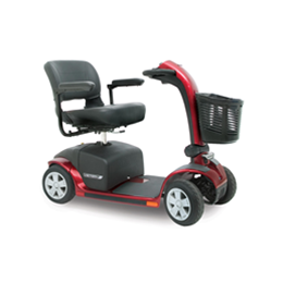 Pride Mobility Products :: Victory® 10 4-Wheel Scooter
