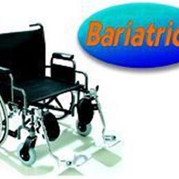 Drive Medical :: Bariatric Wheelchair Rem Full & Adj Height Arms 20  Wide