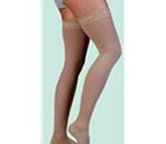 Juzo Compression Thigh Highs - Juzo thigh high compression stockings in the Soft series feat