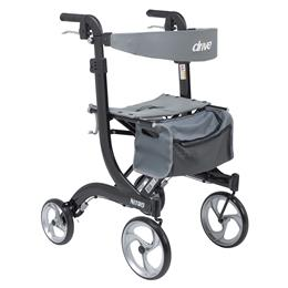 Drive Medical :: Nitro Euro Style Walker Rollator, Tall
