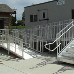 Image of TITAN™ Code Compliant Modular Access System 13