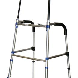 Drive Medical :: LiftWalker   Two Button w/Assist Bars