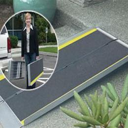 Image of EZ-Access Suitcase Ramp Advantage Series 1