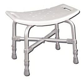 Image of Bath Bench - Heavy Duty Without Back