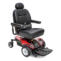 Pride Mobility Products :: Jazzy Sport 2