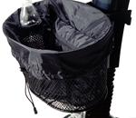 Scooter Basket Liner - Offers Privacy and any small items that may fall through a baske