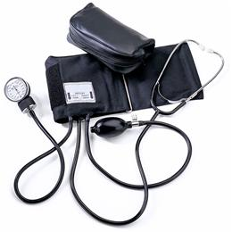 Image of ANEROID BP UNIT ATTACHED STETHOSCOPE 1