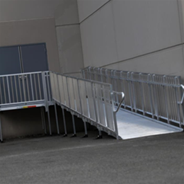 Image of TITAN™ Code Compliant Modular Access System 9