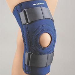 FLA Orthopedics Inc. :: Safe-T-Sport® Thermal Neoprene Knee Stabilizing Support