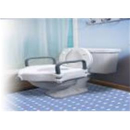 Essential Medical Supply :: Locking Raised Toilet Seats