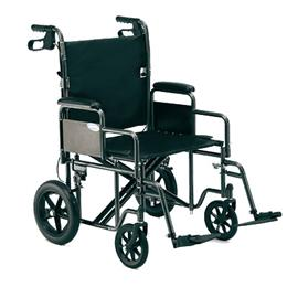 Invacare :: Bariatric Transport chair