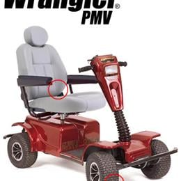Pride Mobility Products :: Wrangler