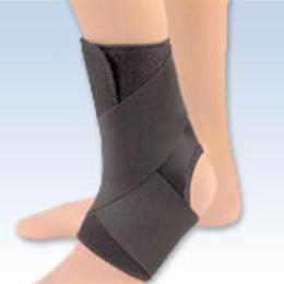 Image of EZ-ON® Wrap Around Ankle Support Series 40-550XXX 1