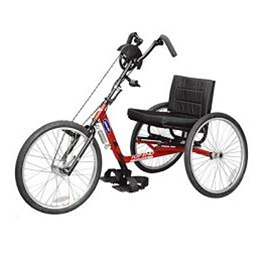 Image of Invacare Top End Excelerator Handcycle 1