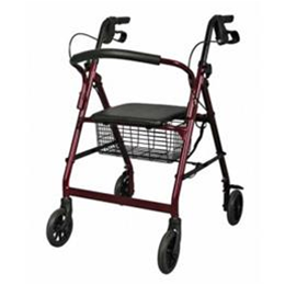 Walkers / Rollators :: Generic  :: 4 Wheeled Walker with seat