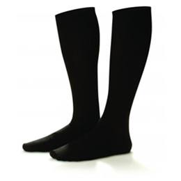 Dr. Comfort :: Micro-Nylon Dress Socks for Men (10-15)