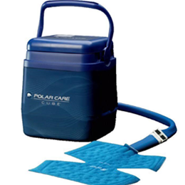 Active/Rehab :: Breg Inc. :: Breg Polar Care Cube w/ Multi-Use XL Pad