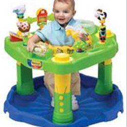 Exersaucer Mega Active Learning Center
