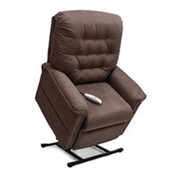 Pride Mobility Products :: Heritage Collection, 3-Position, Full Recline, Chaise Lounger Lift Chair, LC-358L