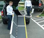 EZ-Access Trifold Ramp Advantage Series - Available in 5, 6, 7, 8, & 10 foot lengths
