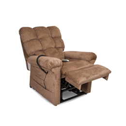 Pride Mobility Products :: Infinity Collection, Infinite-Position,Chaise Lounger Lift Chair, LC-580 Oasis