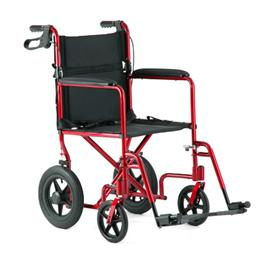 "Invacare Supply Group :: 19"" Transport Chair"