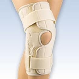 FLA Orthopedics Inc. :: Soft Form® Wrap-Around Stabilizing Knee Support Series 37-303XXX