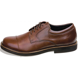 Diabetic Footwear - Aetrex - Apex Lexington Cap Toe Oxford