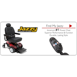 Pride Mobility Products :: Jazzy Power Wheelchairs