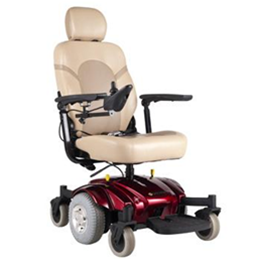 Image of Golden Power Wheelchair 2