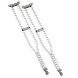 Invacare :: Quick-Adjust Crutches - Tall